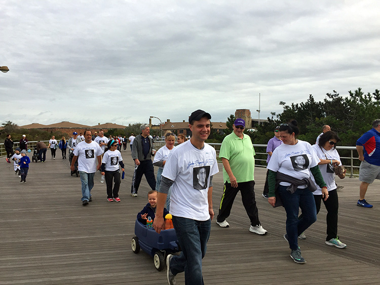 Jones Beach 5k Walk